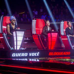 """""""The Voice Brasil"""" estreia com audição surpresa de Claudia Leitte"""