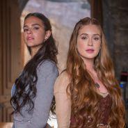 """Final """"Deus Salve o Rei"""": Amália descobre que Catarina é sua irmã e fica chocada!"""