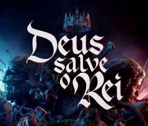 """A novela """"Deus Salve o Rei"""" vai ao ar de segunda a sábado, às 19h, na Globo"""
