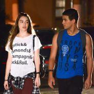 """Novela """"As Aventuras de Poliana"""": Guilherme e Raquel dão o primeiro beijo do casal!"""