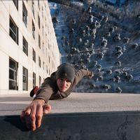 Você tem medo de altura? Então não olhe para essas fotos!