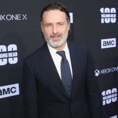 "Elenco de ""The Walking Dead"" faz festa de despedida para Andrew Lincoln"