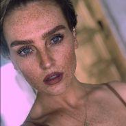 Perrie Edwards, do Little Mix, posta foto sem maquiagem e mostra todas suas sardas