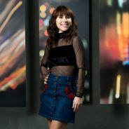 """Ex-""""Malhação"""", Daphne Bozaski comemora 26 anos com foto da barriga de grávida: """"Florescendo"""""""