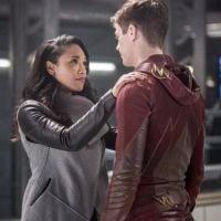 """Em """"The Flash"""": cena deletada da 4ª temporada mostra intimidade entre Barry e Iris"""