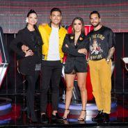 """Anitta está maravilhosa na 1ª chamada de """"La Voz México"""" e ainda dança """"Vai Malandra"""""""