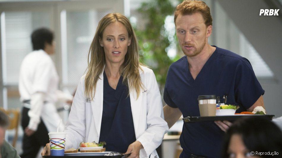"Em ""Grey's Anatomy"", na 15ª temporada, Owen (Kevin McKidd) viverá um triângulo amoroso"