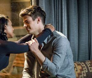 """Em """"The Flash"""", Nora(Jessica Parker Kennedy) é filha de Barry (Grant Gustin) e Iris (Candice Patton)"""