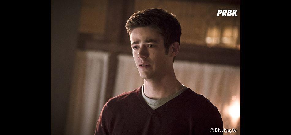 "Em ""The Flash"", Barry (Grant Gustin) enfrentará novos desafios"
