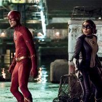 """Barry e a filha aparecem lutando contra o mal em nova foto de """"The Flash""""!"""
