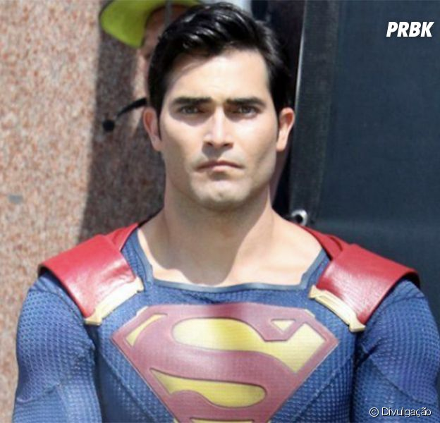 "Tyler Hoechlin, o Superman, fala sobre crossover entre ""The Flash"", ""Supergirl"" e ""Arrow"""