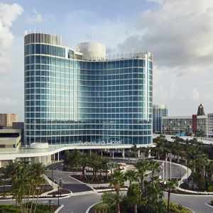 Purebreak em Orlando: Universal's Aventura Hotel tem muita diversão, realidade virtual e mais!