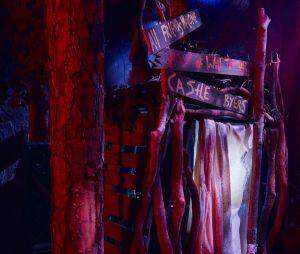 """No Halloween Horror Nights 2018, o cenário de """"Stranger Things"""" ficou muito perfeito!"""