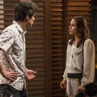 """Valentim finalmente descobre que não é pai do filho de Rosa em """"Segundo Sol"""""""