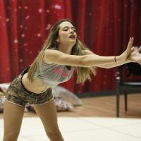 "Juliana Paiva ensaia ao ritmo de funk para ""A Dança dos Famosos"""