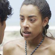 """Jade e Érico ficam presos em uma ilha deserta em """"Malhação"""" e a pegação vai rolar real!"""