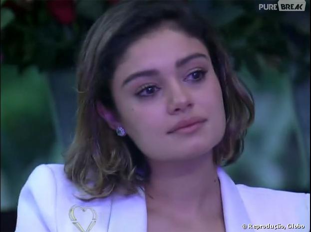 """Sophie Charlotte, a Amora de """"Sangue Bom"""", se emocionou em entrevista no """"Mais Você"""""""