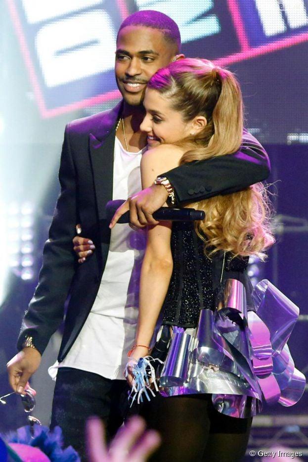 Ariana Grande e Big Sean estão realmente juntos, de acordo com a entrevista do rapper ao programa de Ryan Seacrest