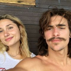 Bruno Montaleone revela que não sente ciúmes de Sasha Meneghel e que eles confiam muito um no outro