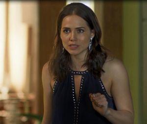 """Novela """"Segundo Sol"""": Rosa (Letícia Colin) sofre assédio e é quase morta por Laureta (Adriana Esteves) e Remy (Vladimir Brichta)"""