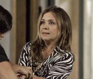 """Em """"Segundo Sol"""": Laureta (Adriana Esteves) decide pedir resgate milionário por Rosa"""