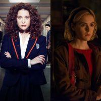 """""""Elite"""" ou """"O Mundo Sombrio de Sabrina"""": vote na sua favorita das últimas estreias da Netflix!"""
