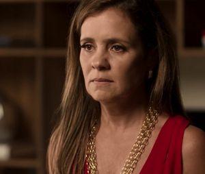 """Reta final de """"Segundo Sol"""": Laureta (Adriana Esteves) será acobertada por Karola (Deborah Secco)"""