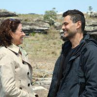 """Na novela """"Império"""": Maria Marta e Maurílio têm sua primeira noite de amor"""
