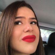 Maisa Silva tenta fazer a blogueirinha mas mostra que é gente como a gente e toma o maior tombo!