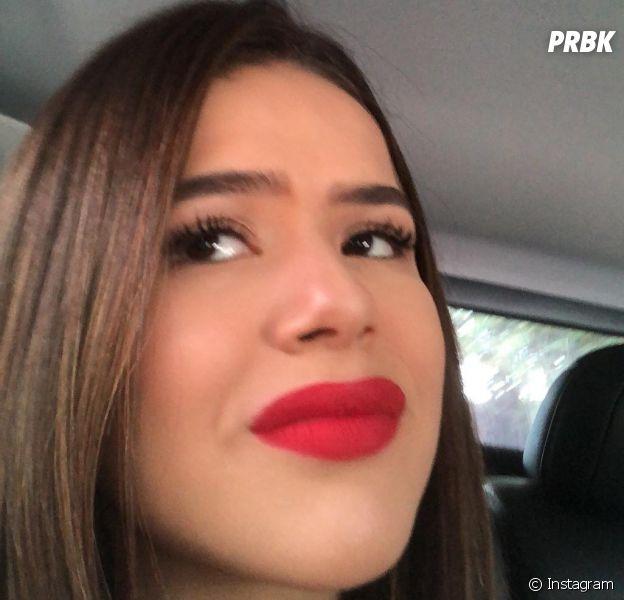 Maisa Silva prova que é gente como a gente postando vídeo de tombo