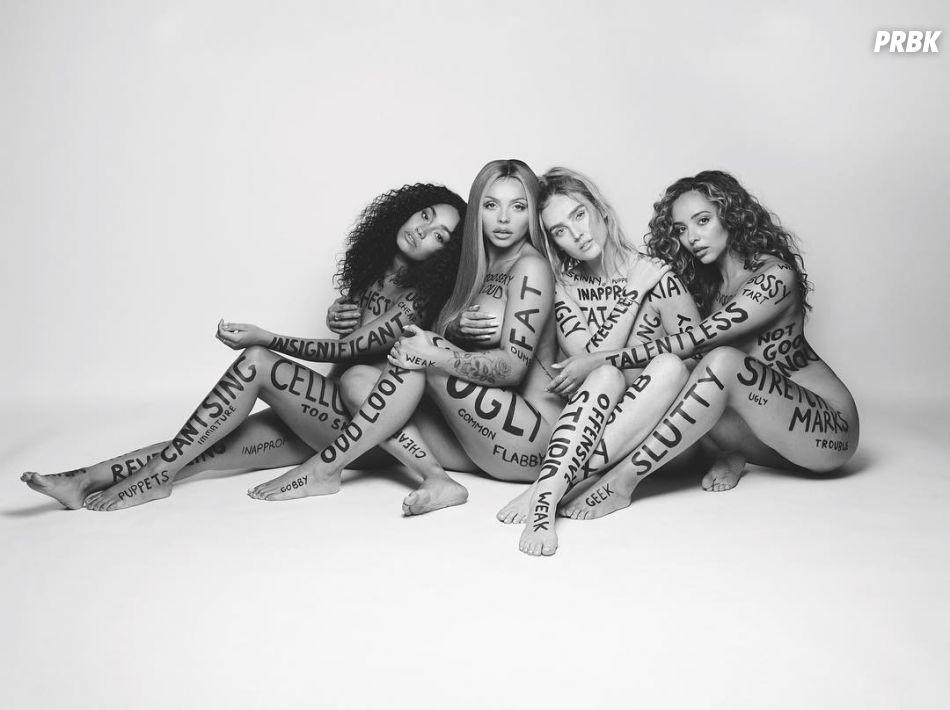 "Junto com álbum, Little Mix anuncia data do clipe de ""Strip"""