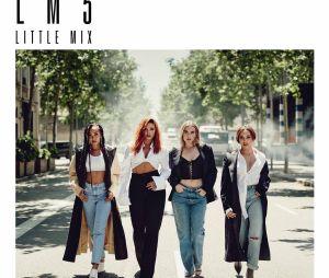"""Novo CD do Little Mix, """"LM5"""" é lançado nesta sexta-feira (16)"""