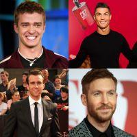 Sabe aquele famoso que ficou gato do nada? Cristiano Ronaldo, Timberlake e outros tão nessa lista!