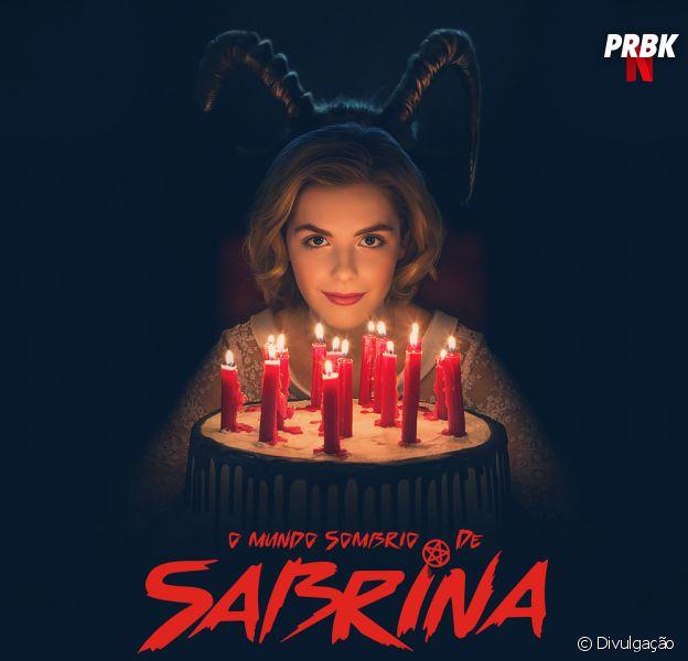 """Especial de Natal de """"O Mundo Sombrio de Sabrina"""" e mais séries e filmes que estarão disponíveis na Netflix em dezembro!"""