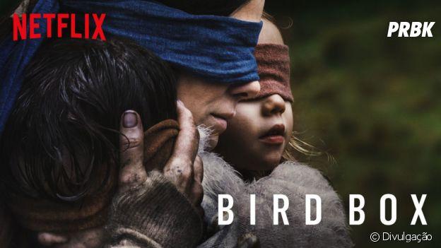 """""""Bird Box"""" entrará na Netflix em dezembro"""