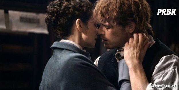 """""""Outlander"""" terá sua 3ª temporada liberada na Netflix em dezembro"""