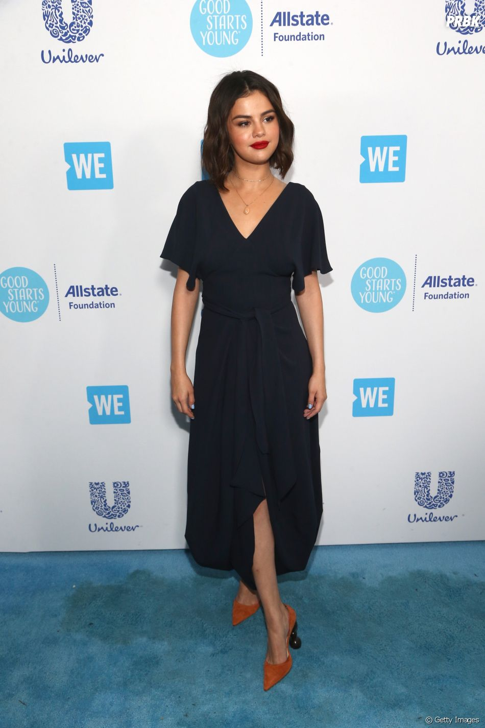 Você sabia que Selena Gomez só tem esse nome por conta da cantoraSelena Quintanilla?