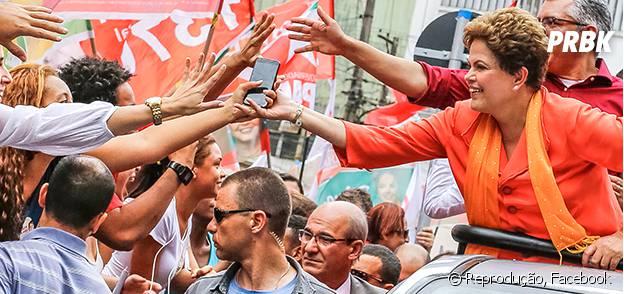 Dilma Rousseff é a candidata do PT à Presidência da República, em 2014