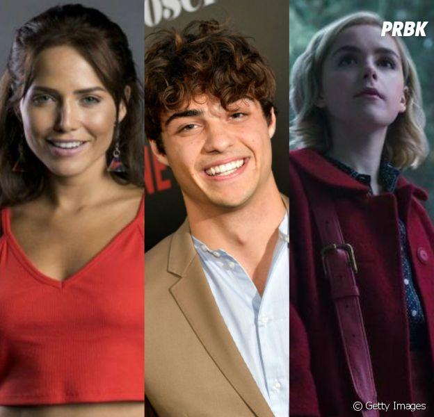 Com Noah Centineo e Letícia Colin, veja os famosos que conquistaram o coração do público em 2018