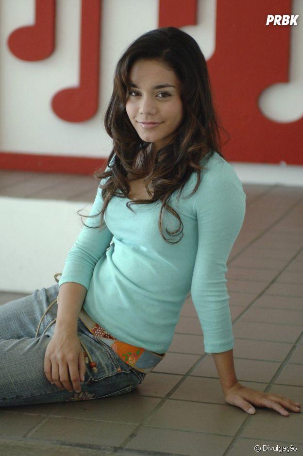 """De """"High School Musical"""": Vanessa Hudgens interpretava Gabriella"""