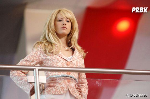 "Em ""High School Musical"": Ashley Tisdale era Sharpay"