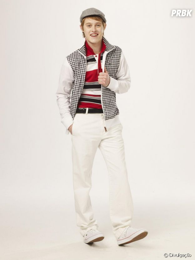 "Em ""High School Musical"": Lucas Grabeel era Ryan"