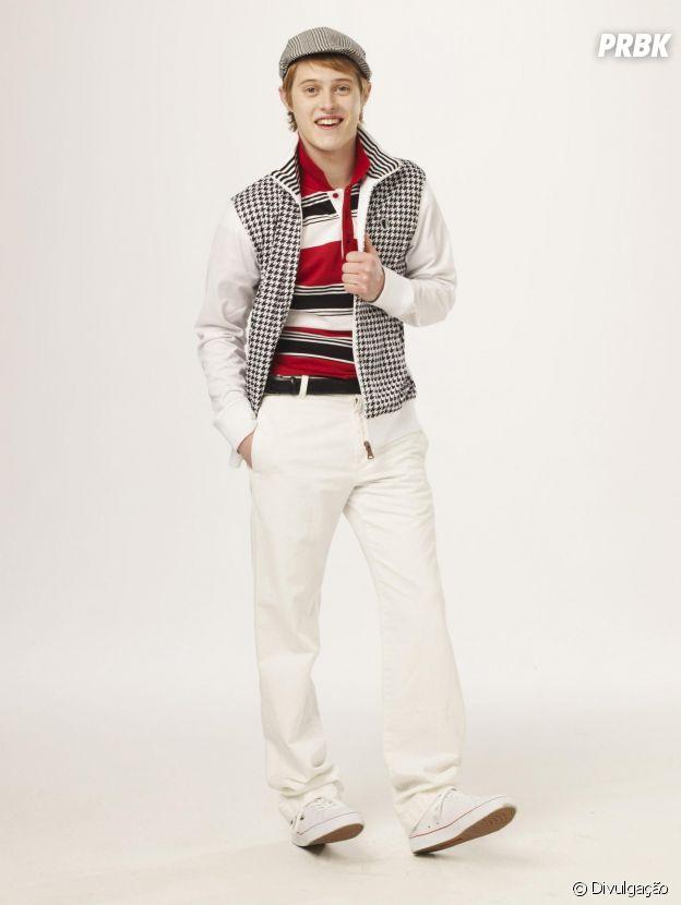 "Em ""High School Musical"": Lucas Grabeel era Ryan"