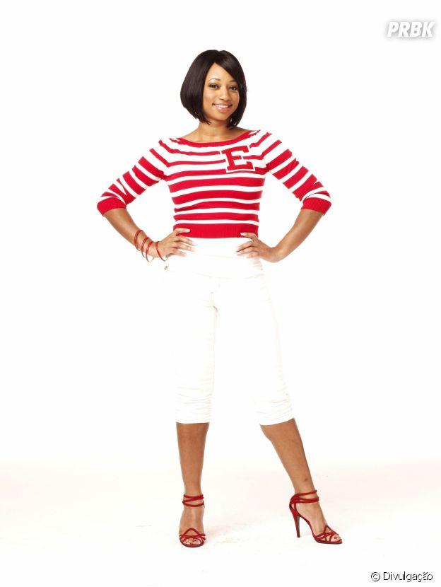 "Em ""High School Musical"": Monique Coleman era Taylor"