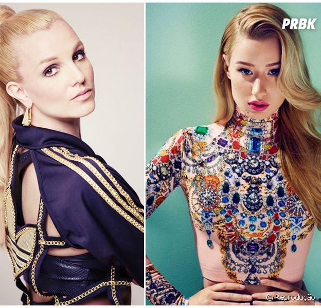 Iggy Azalea e Britney Spears podem lançar dueto em breve