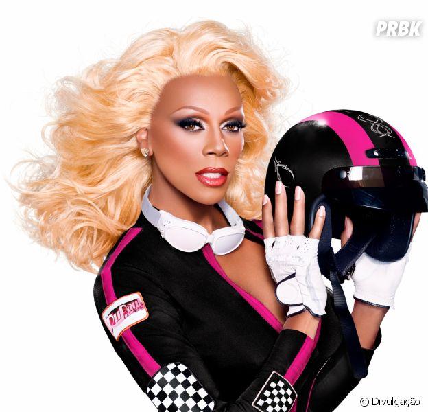 """Todas as temporadas de """"RuPaul's Drag Race"""" estão disponíveis na Netflix novamente"""