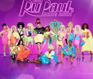 """No entanto, a 10ª temporada de """"RuPaul's Drag Race"""" ainda não está disponível na Netflix"""