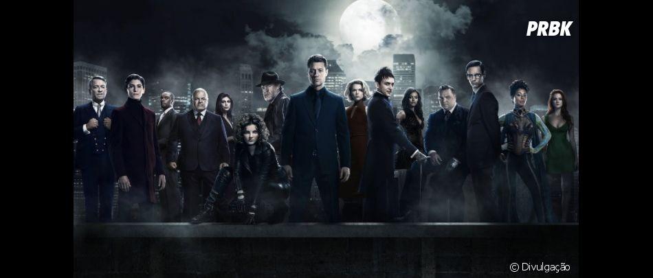 """Final de """"Gotham"""" já voltou a ser exibida nas telinhas norte-americanas"""