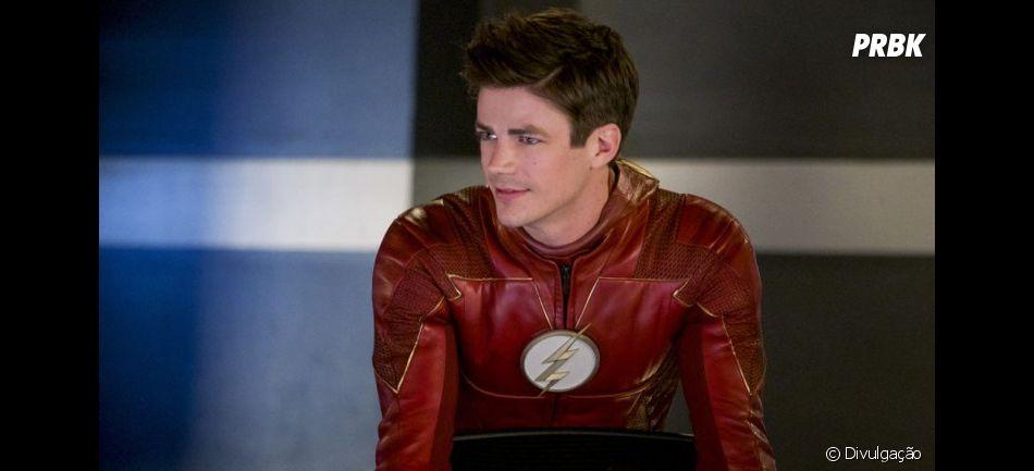 """Em """"The Flash"""", Barry (Grant Gustin) pode estar perto de descobrir cura para metahumanos"""