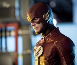 """Em """"The Flash"""", Barry (Grant Gustin) está enfrentando um monte de responsabilidades"""